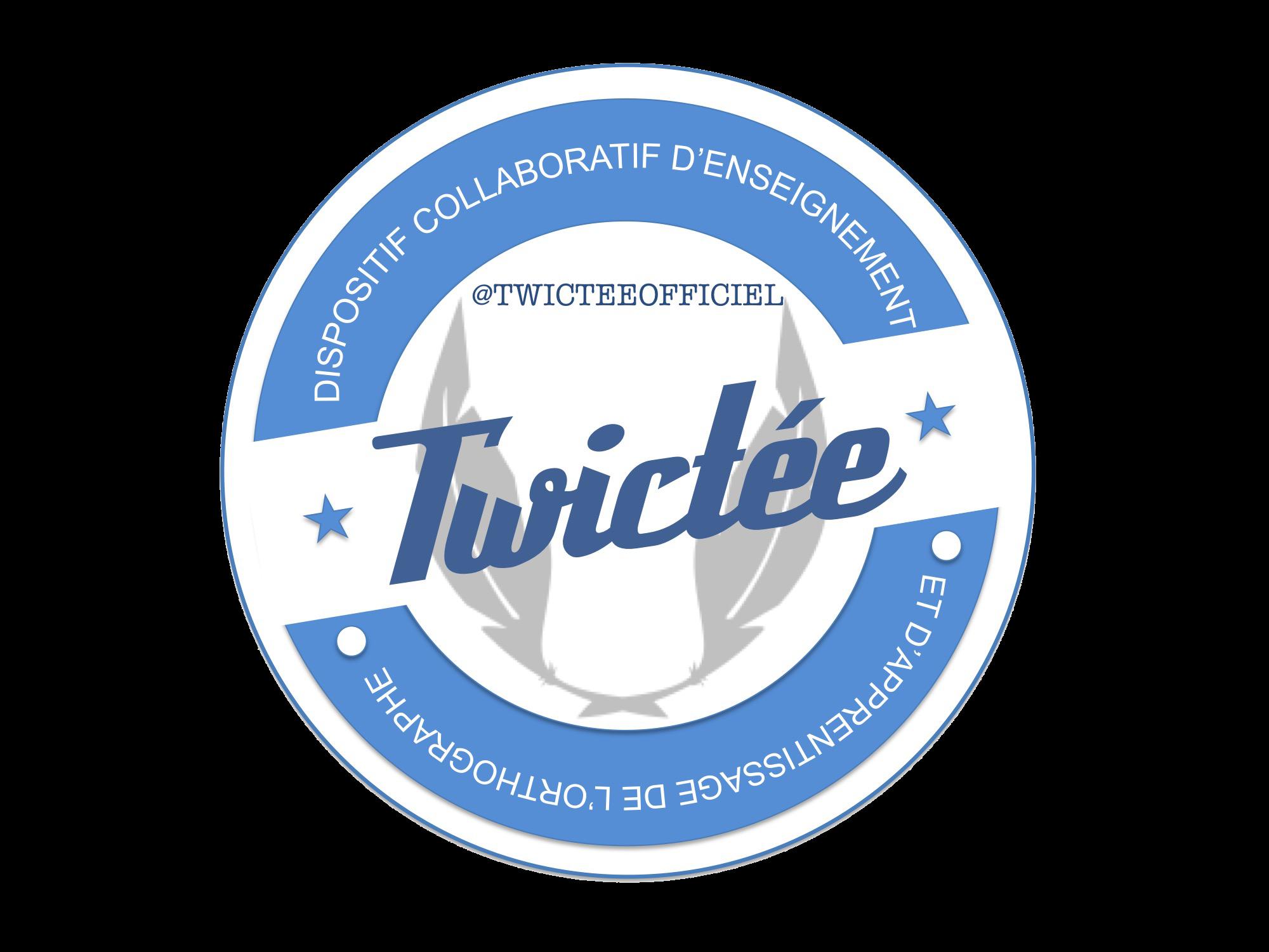 Logo twictée